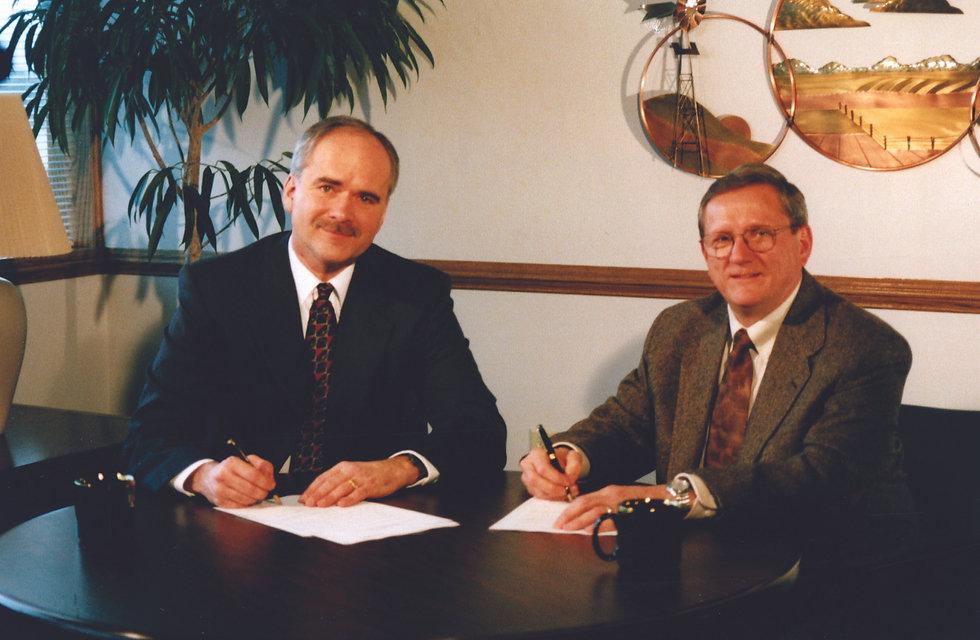 vern and gary signing.jpg