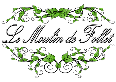 Le Moulin de Follet location de salle de réception et gîte àproximité de Baugé, de Durtal, d'Angers(Maine-et-Loire 49) et de La Flèche (Sarthe 72) - Pays de loire