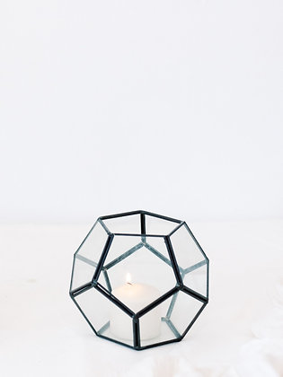 Black Geo Lanterns