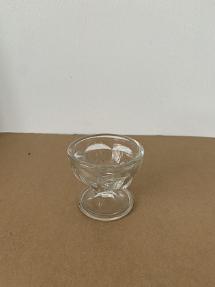 "3"" Small Footed Vase"