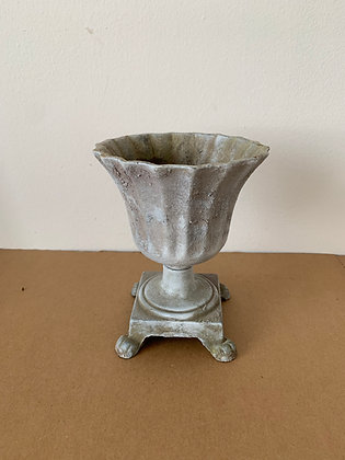 Heavy Metal Footed Compote