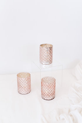 SM Pink Mercury Glass