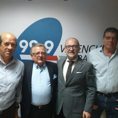 """Manuel Llorente: """"El Valencia no necesitaba venderse"""""""