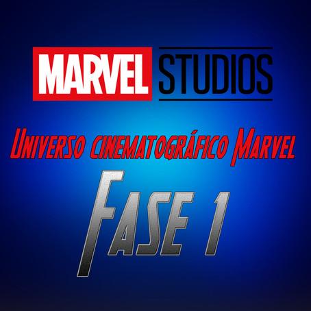 Territorio Nómada - Fase 1 Marvel Studios