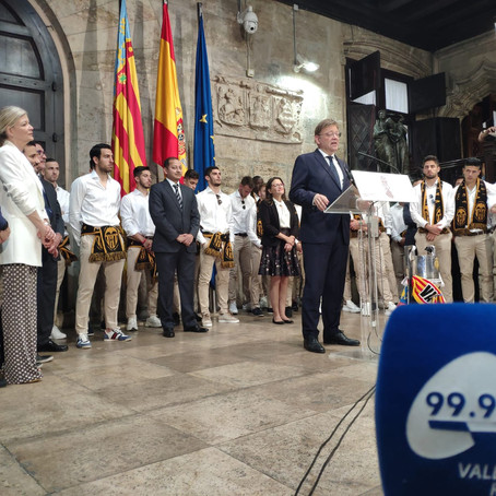 La Trastienda ESPECIAL celebración Valencia CF