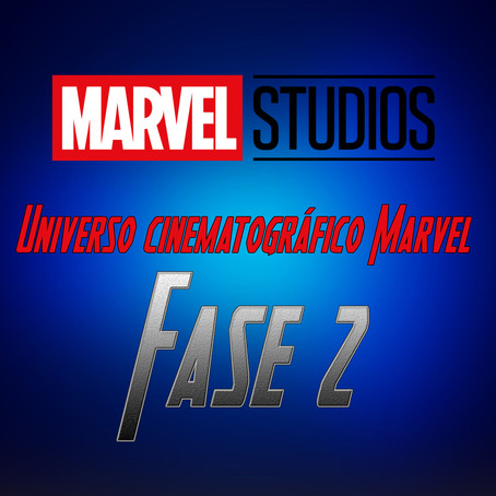 Fase 2 Universo Cinematográfico Marvel - Territorio Nómada