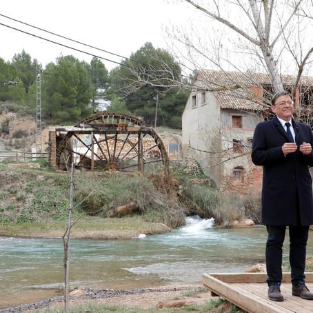 Missatge d'Any Nou del President de la Generalitat, Ximo Puig