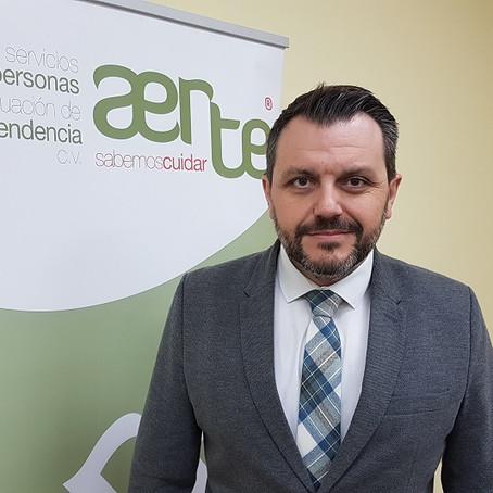 Entrevista a José María Toro, presidente de AERTE, en Sociedad Valenciana