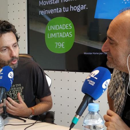 Manuel Ríos, director de cine, en Abierto a Mediodía