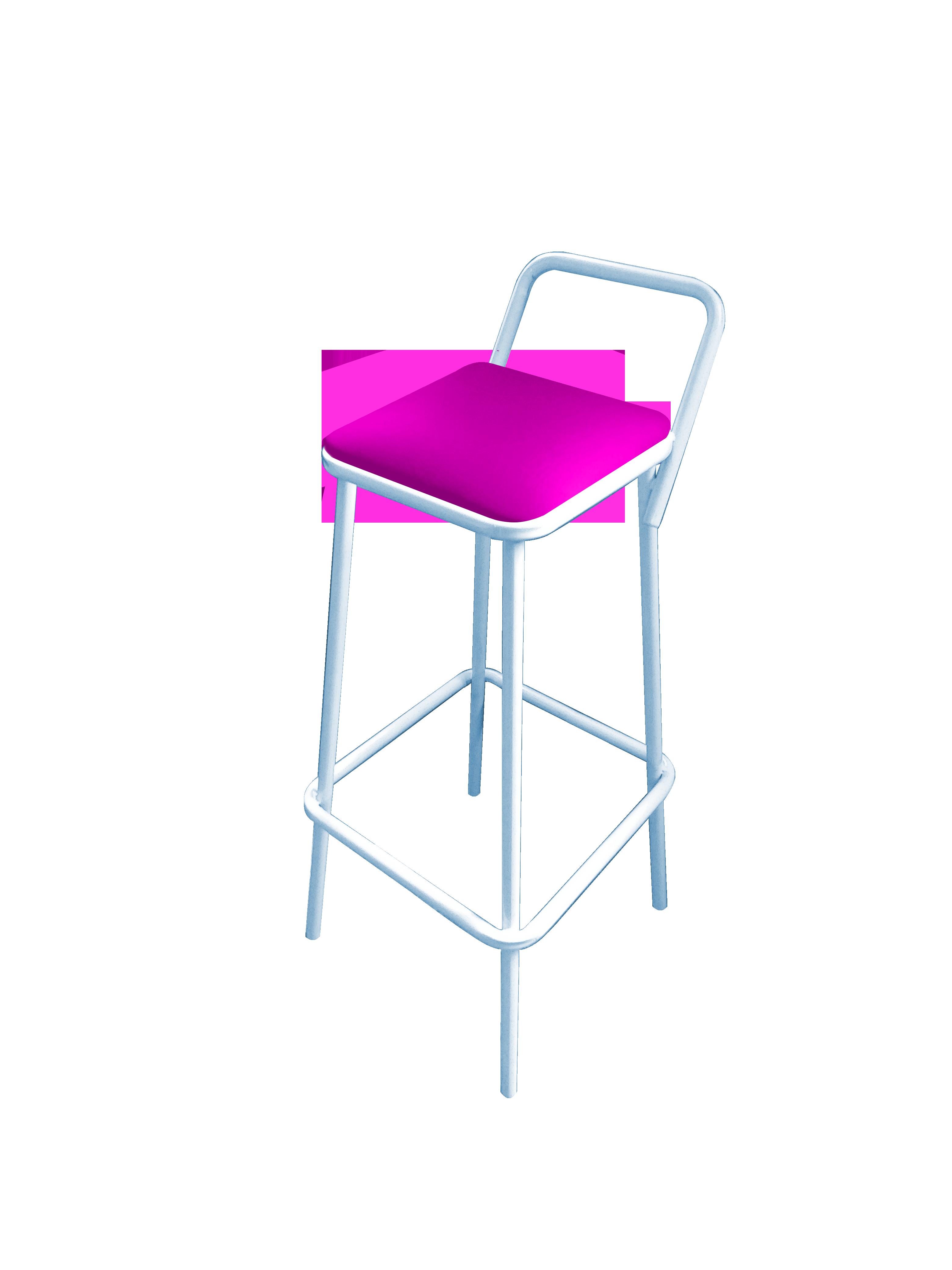 Quadrada rosa