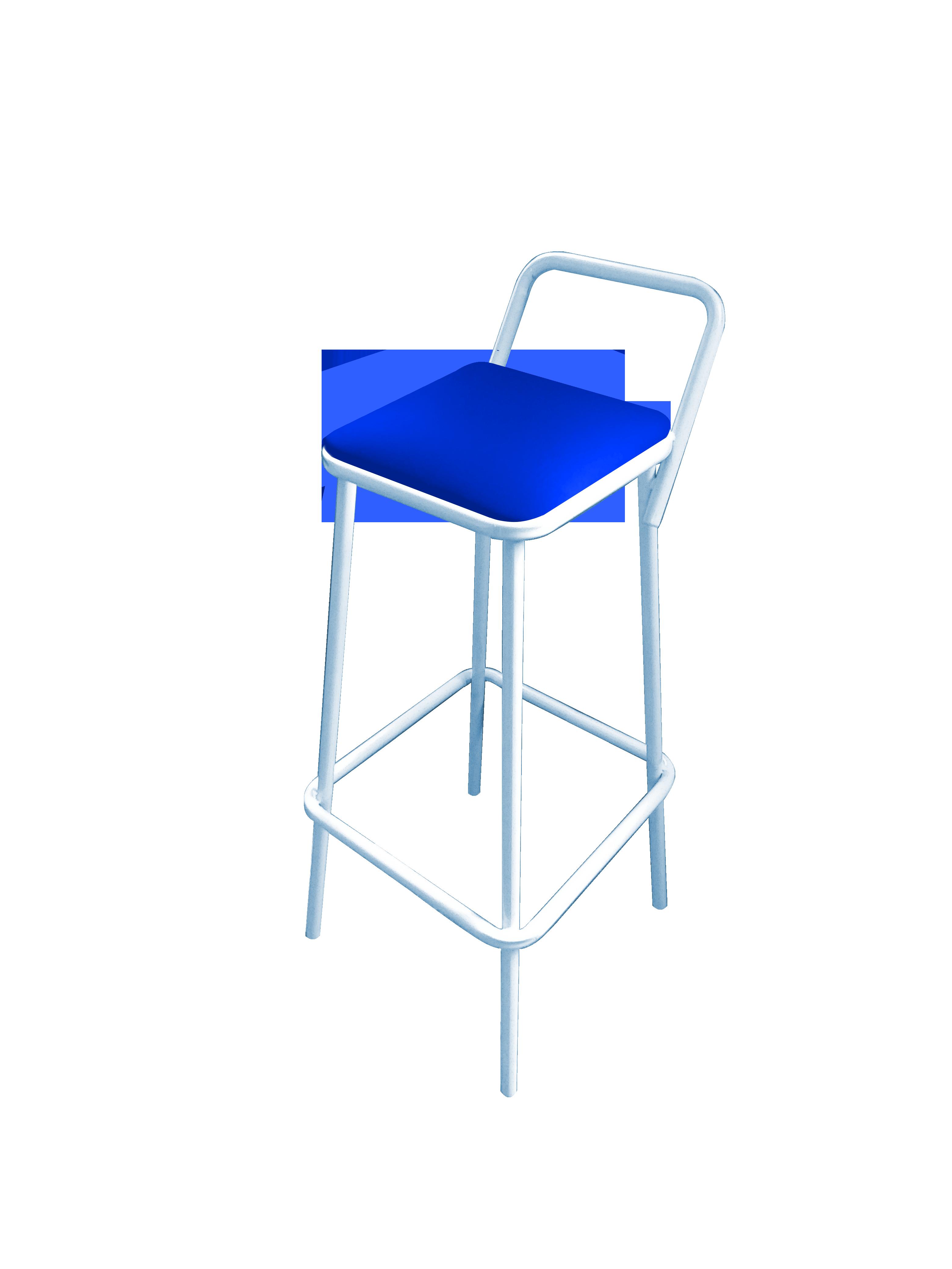 Quadrada Azul