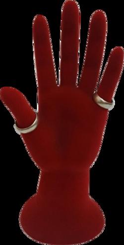 mao vermelha 2