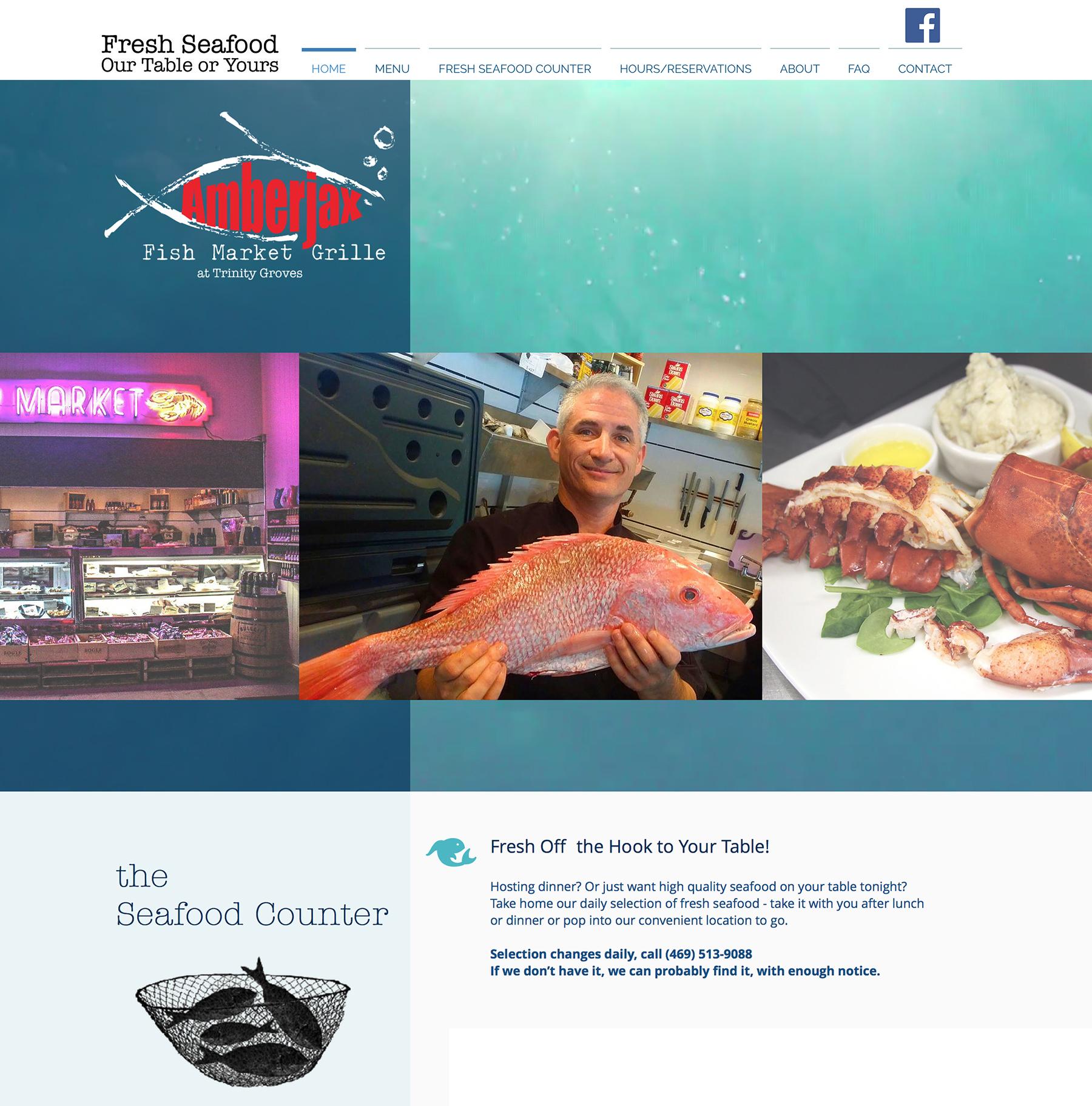 Amberjax Fish Market Grille