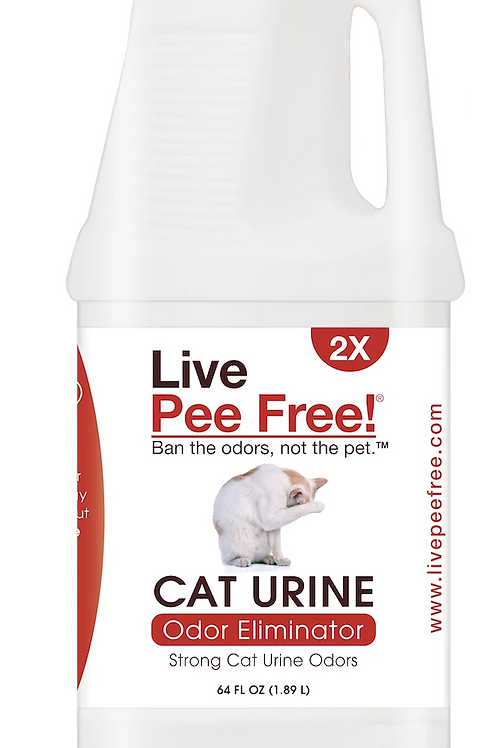 Remove Urine Odor - Live Pee Free® Large