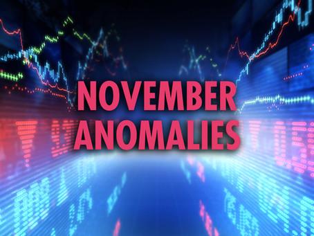 November Anomalies