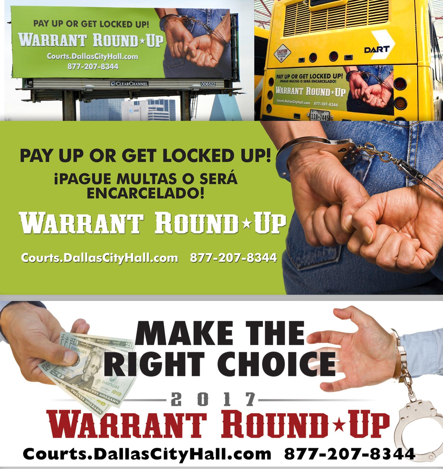 Warrant Round Up