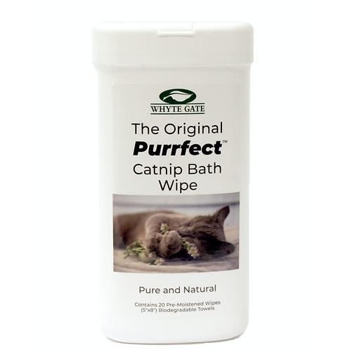 Catnip Bath Wipes