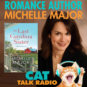 Romance & Cats! with Michelle Major