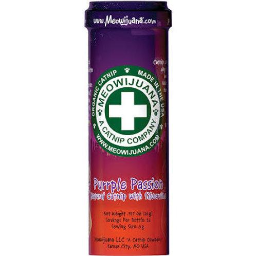 Meowijuana - Purple Passion Large