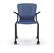 ActiveGuest_GuestChair_CastersArms_Navy_