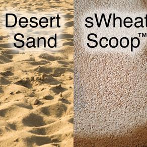 Make them a sand box!