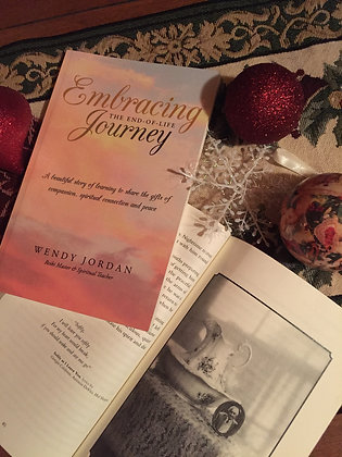 Soft Cover Book - Embracing the End-of-Life Journey