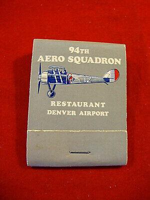 94th Aero Squadron matches.jpg