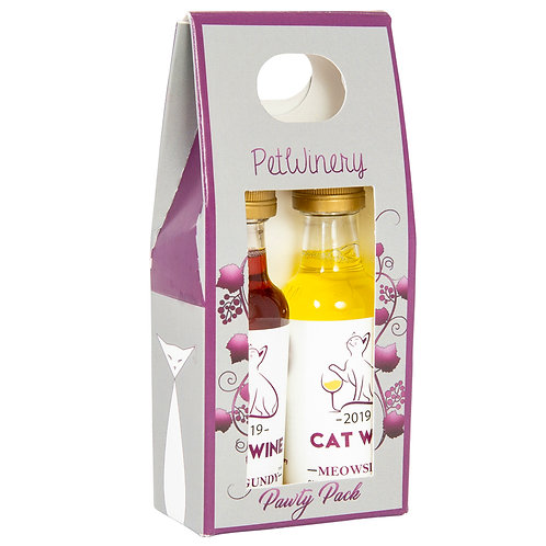 Cat Wine Pawty Pack