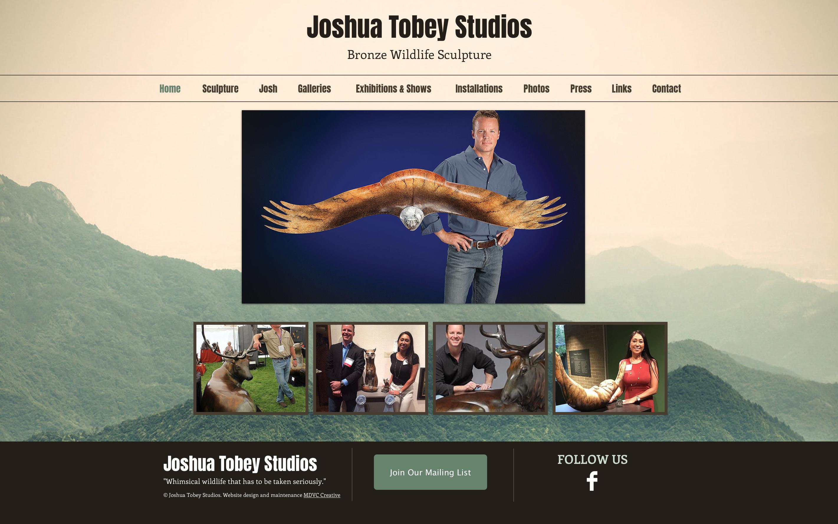 Joshua Tobey Studios