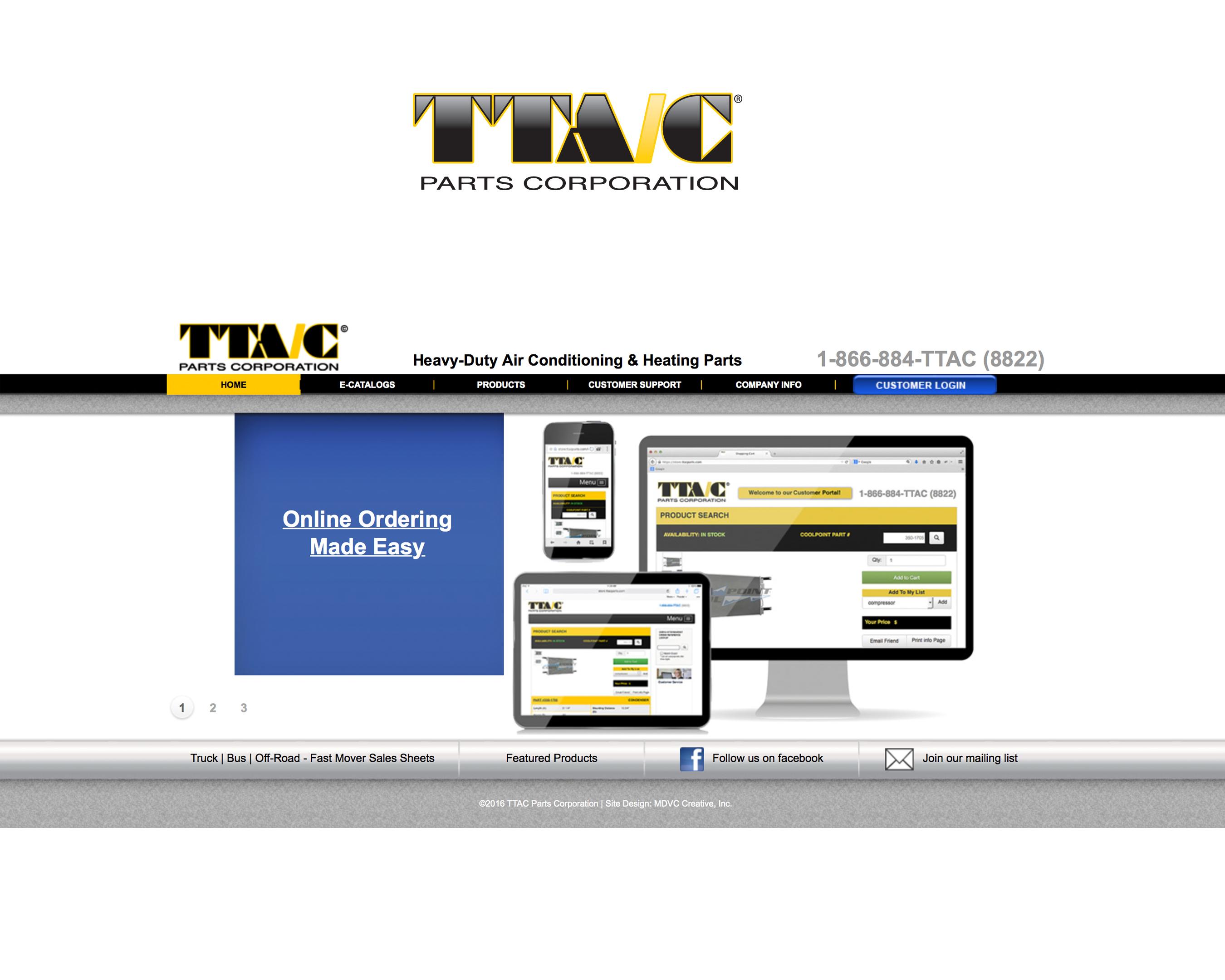 TTAC Parts Corporation