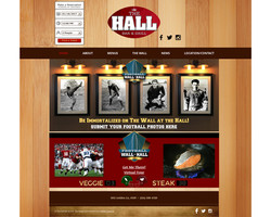 The Hall Bar & Grill