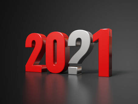 """Happy"" New Year 2021 - Opinion, News Interpretation, and U.S. Market Outlook"