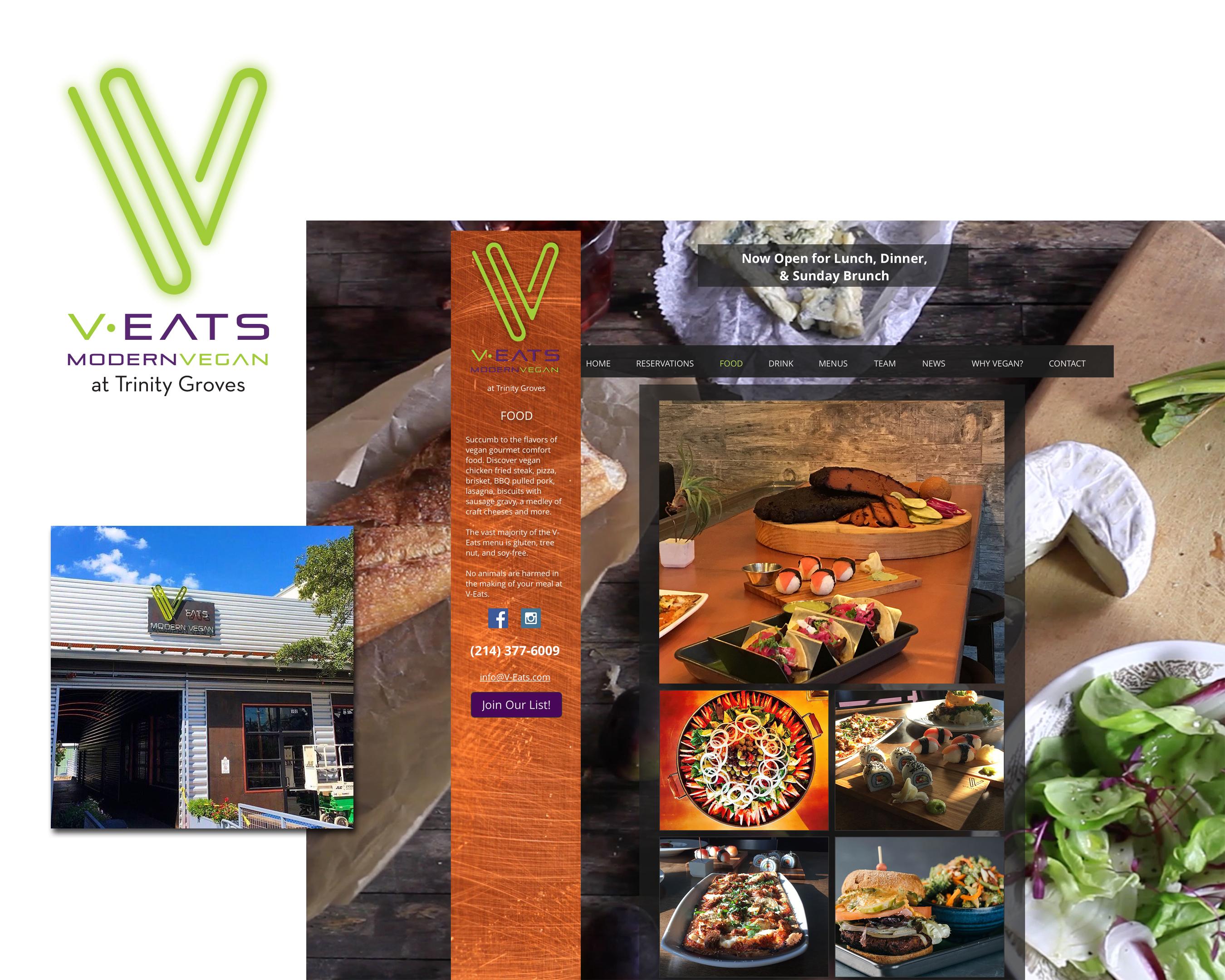 V-Eats Modern Vegan