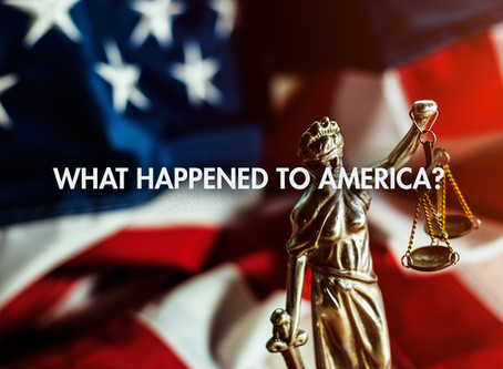 What happened to America?