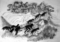 Loups et sorcieres