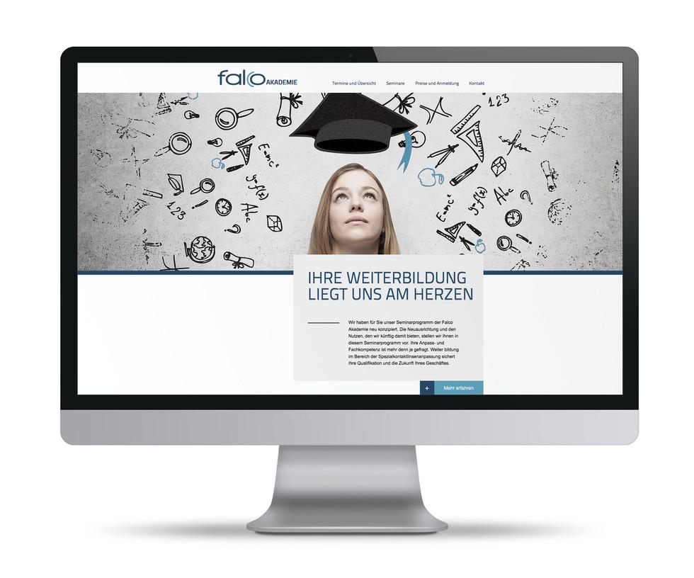 Lightwork Studio Werbeagentur Grafik Webdesign Fotografie Film - Web Falco Akademie.jpg