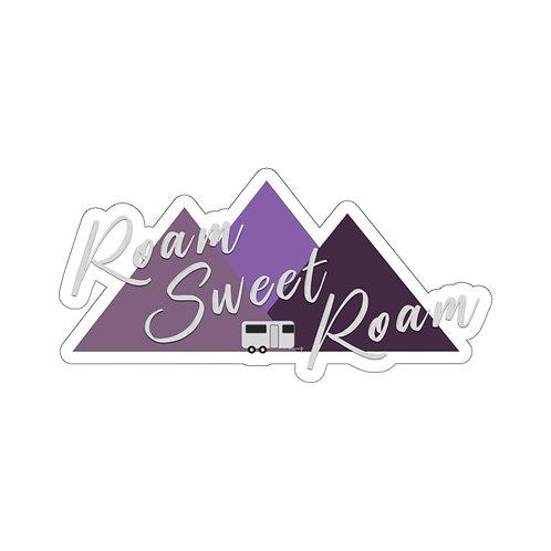 Roam Sweet Roam Stickers