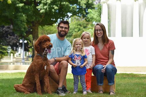 Digital Download - Luft Family Portrait