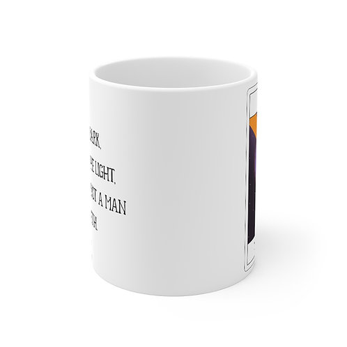 THE ELDER. Tarot and Text 11 oz Mug