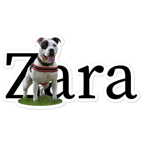 Zara Stickers