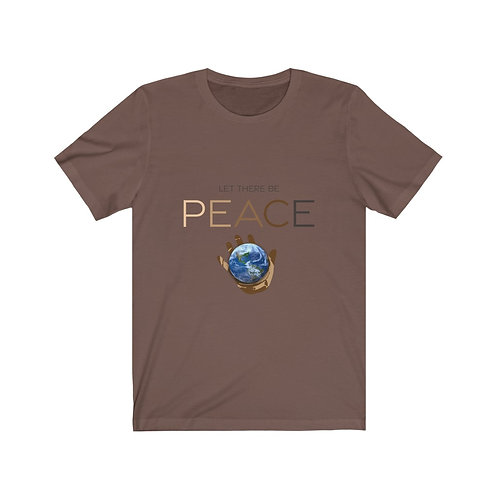 """""""Let There Be PEACE"""" ALL PEOPLE Comfy Tee"""