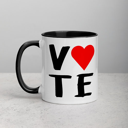 VOTE Mug [More Options]