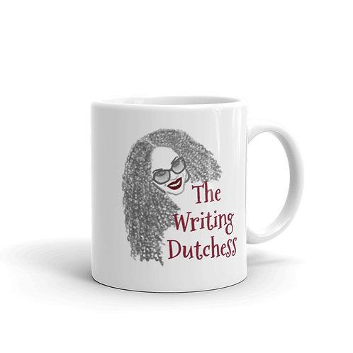 The Writing Dutchess Custom Mug