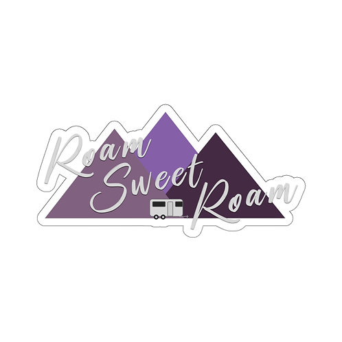Roam Sweet Roam Stickers