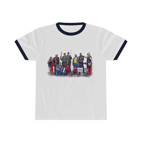 Super Group Unisex Ringer Tee