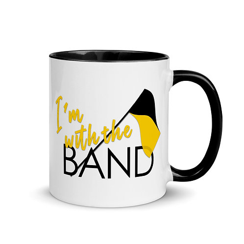 """I'm with the BAND"" Spirit Mug"