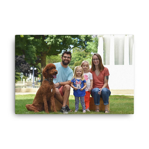 Luft Family Canvas
