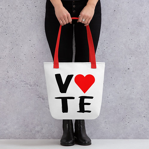 VOTE Tote bag [More Options]