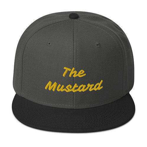 The Mustard Snapback Hat