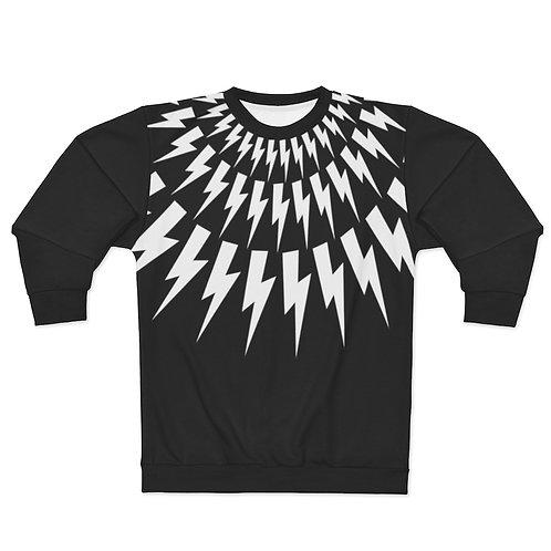 David Rose Lightning Crewneck Sweatshirt